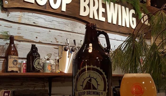Sloop Brewing Co Tasting Room