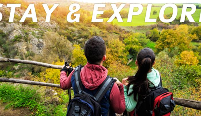 stay and explroe