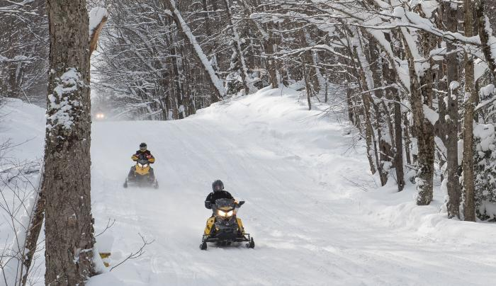 Trails Old Forge NY