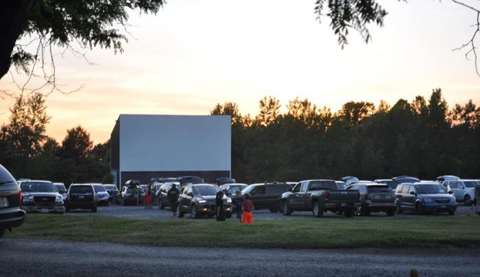 Vintage Drive-In Theatre