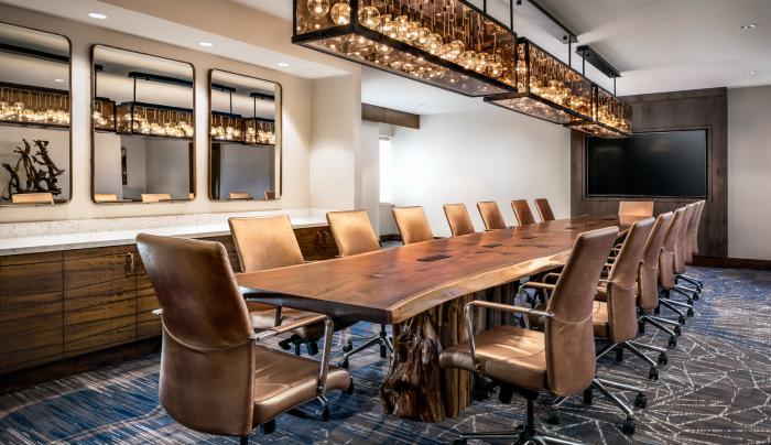 The Westin Buffalo Boardroom