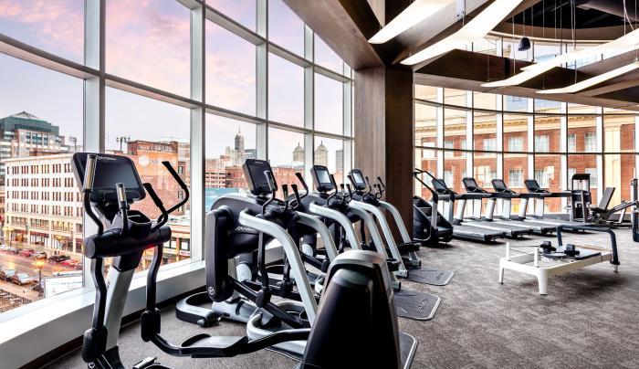 The Westin Buffalo Fitness Studio
