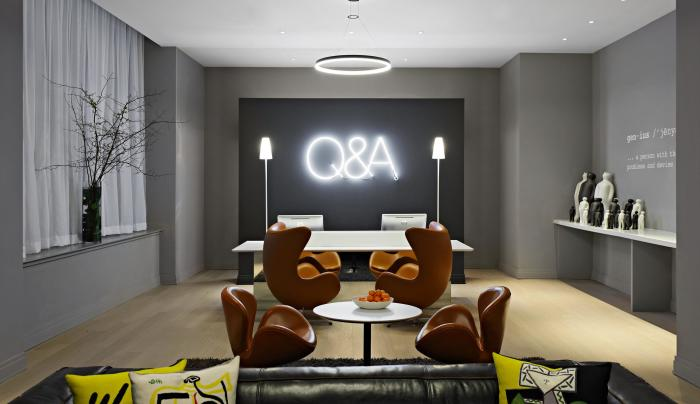 Q&A Hotel by Furnished Quarters