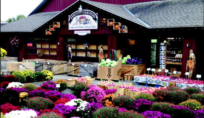 Annuto's Farm Stand and Cider Mill