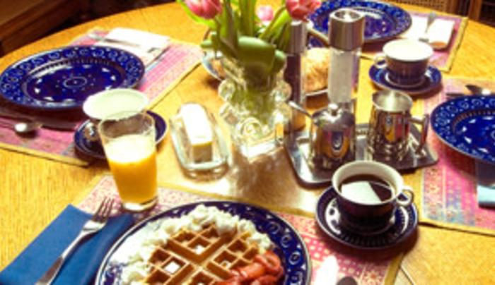 Art House B&B - Breakfast
