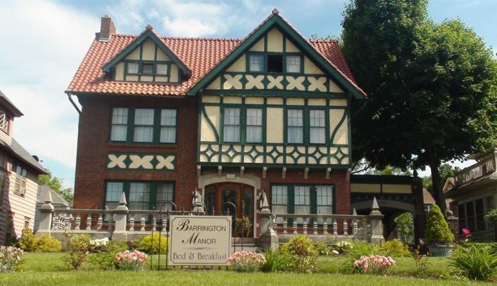 barrington manor