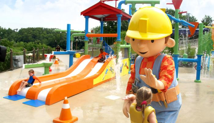 Splashdown - Bob the Builder