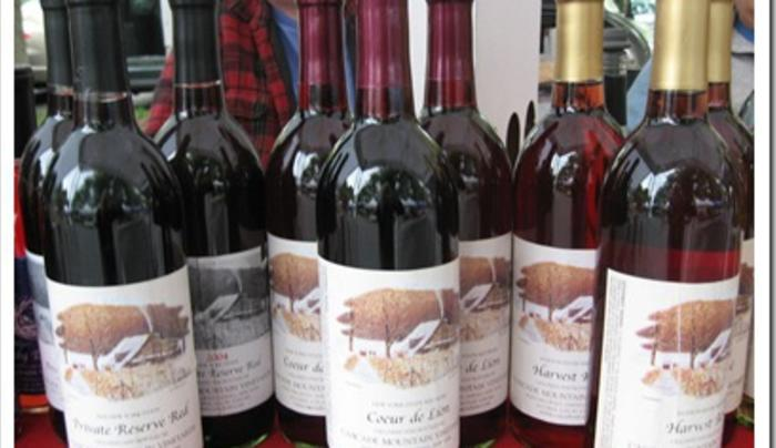 Cascade - a wines