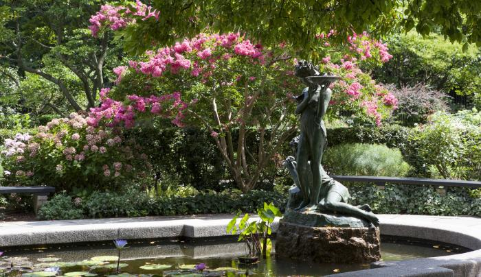 Central Park Conservatory Garden_ Photo by Marley White - Courtesy of NYC & Co