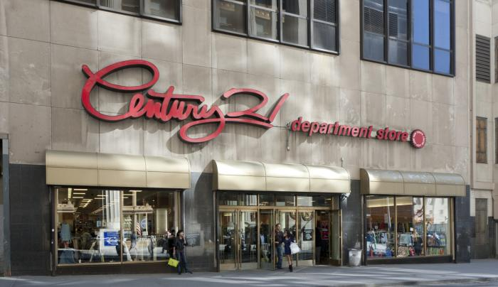 Century 21 Department Store - Photo by Will Steacy - Courtesy of NYC & CO