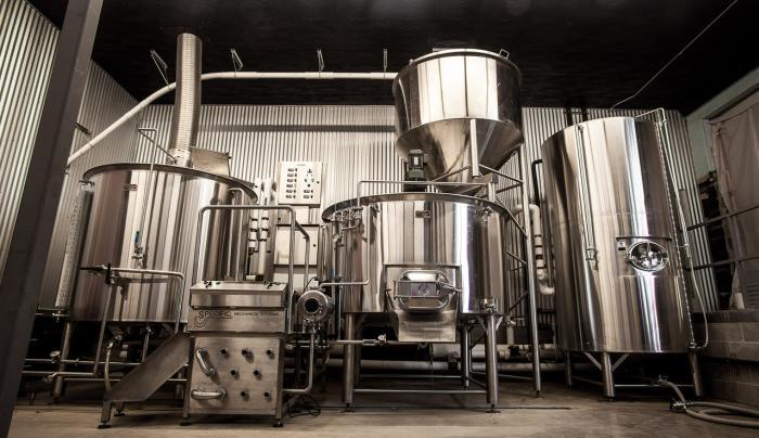 Chatham Brewing - still