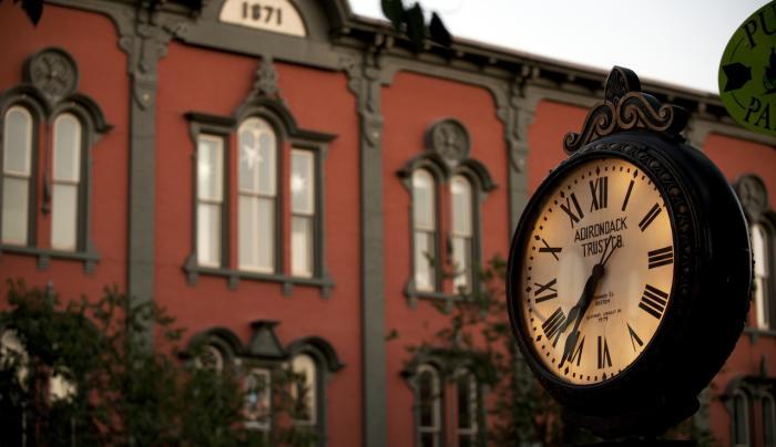 Downtown Saratoga Springs