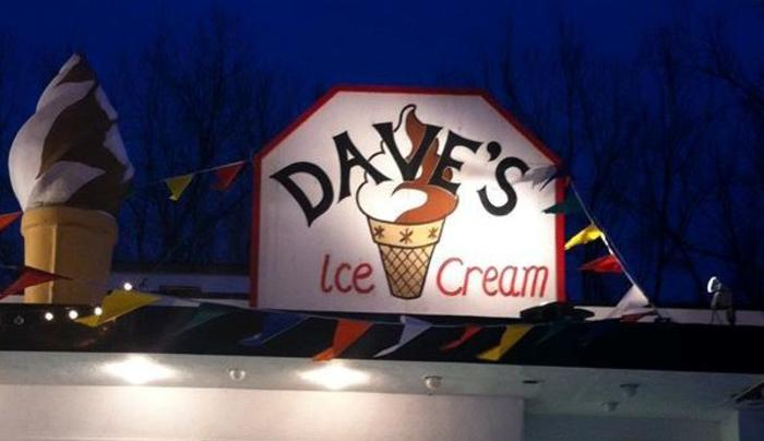 daves ice cream