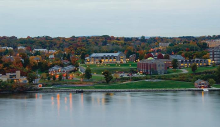 Marist - river view