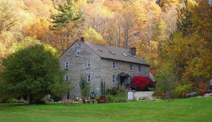 Ray's pic of the Inn at Shaker Mill - Autumn 2008