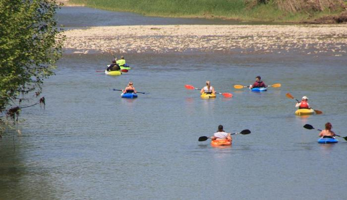 Genesee River Wilds Annual River Float