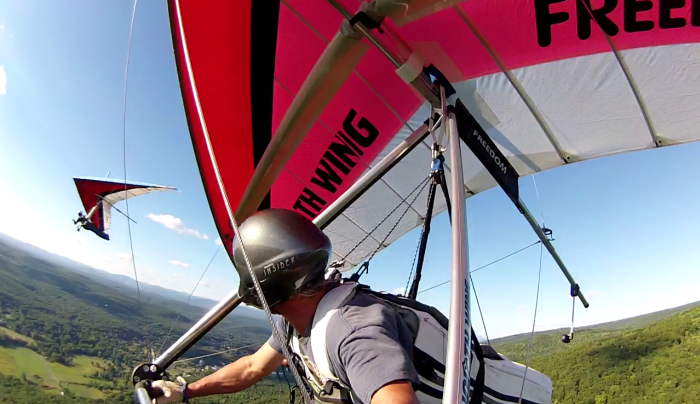 Mountain Wings Greg Black