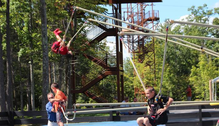 Howe High Adventure Photo by Drew Matoske Courtesy Howe High Adventure