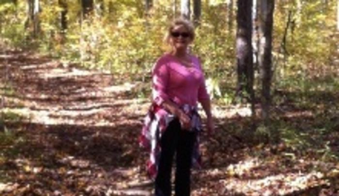 Hiking at browns