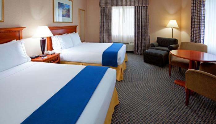 Holiday Inn Express - 2 Queen