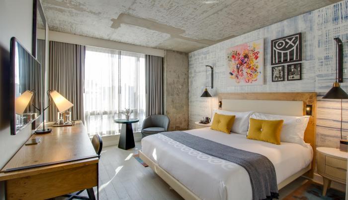 Hotel 50 Bowery NYC