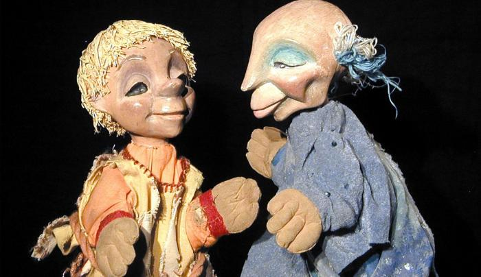 Center for Perf Arts R'beck - puppet
