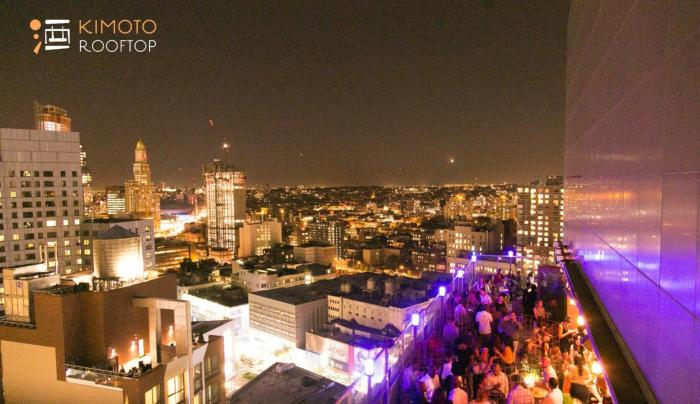 Rooftop Events