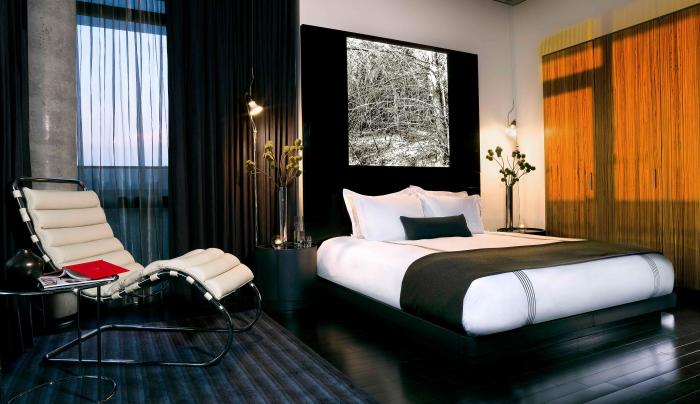 King deluxe room at Sixty LES
