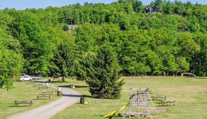 Landers Campground
