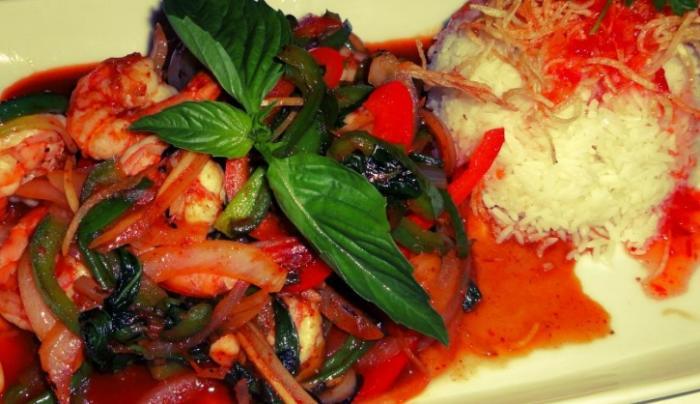 Lemongrass cuisine