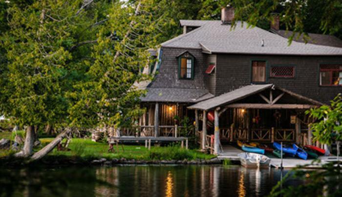 The Hedges Main Lodge