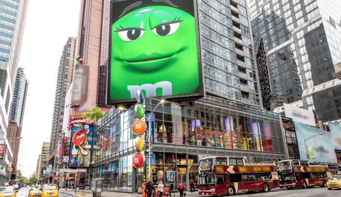 M&M's World New York