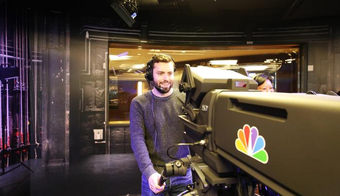 Tour at NBC Studios, The