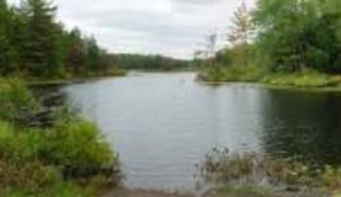 Happy Valley pond