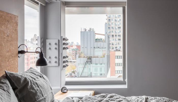 Sago Hotel, bed