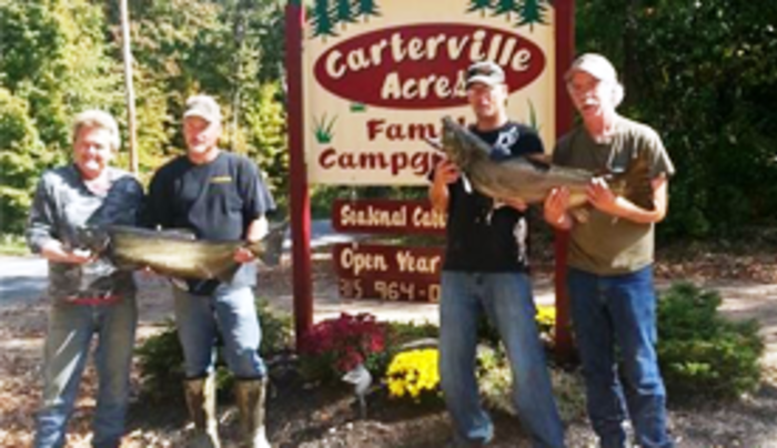 Carterville Acres Family Campground Fishing