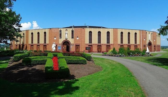 Shrine of Our Lady of Martyrs - Photo Courtesy of Coliseum at Our Lady of Martyrs Shrine