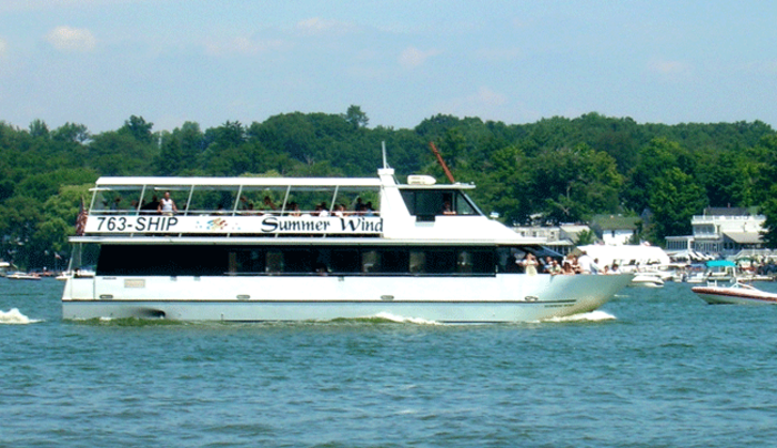 Summer Wind Cruises