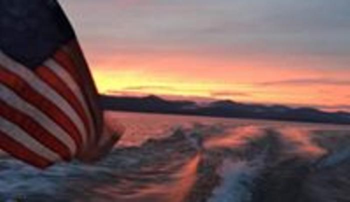 Love is on Lake George Cruises