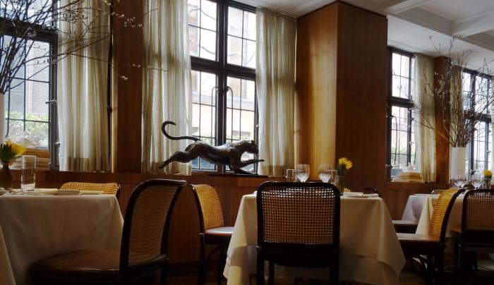 Leopard at des Artistes, The