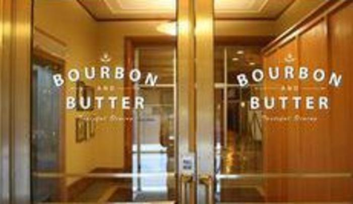 Bourbon and Butter