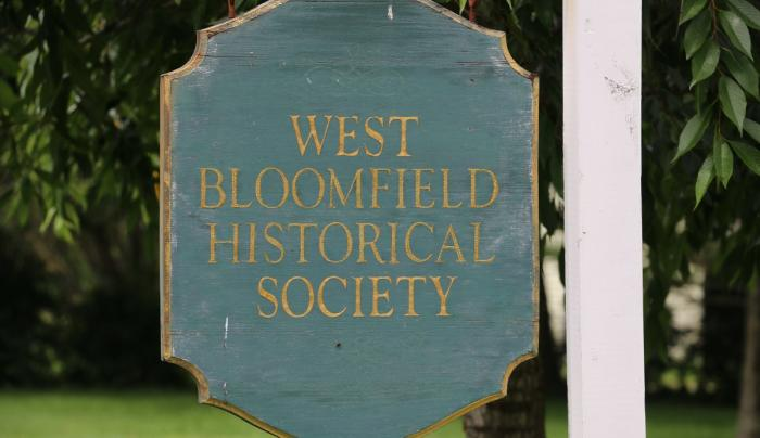 West Bloomfield Historical Society