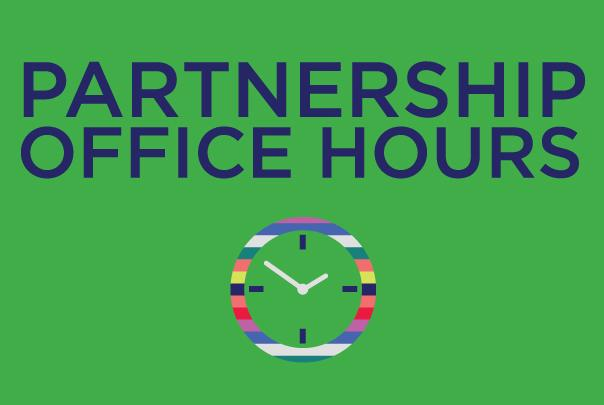 Partnership Office Hours