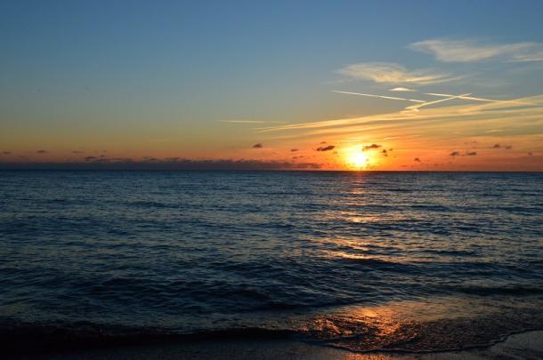 Lighthouse Point Sunrise