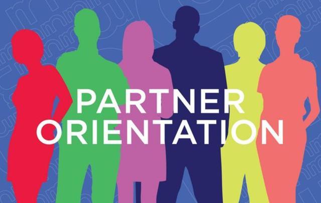 Partner Orientation Icon