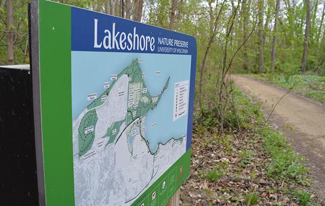 UW-Madison Lakeshore Path