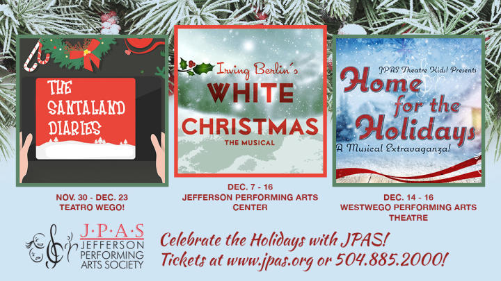 JPAS Holiday Shows
