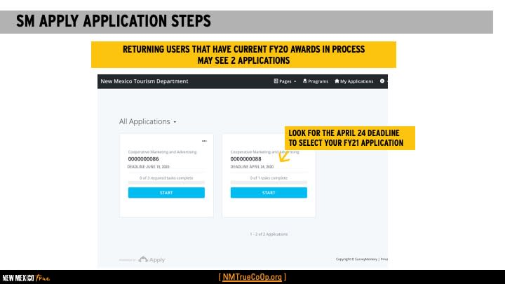 CoOp appl instruction 4