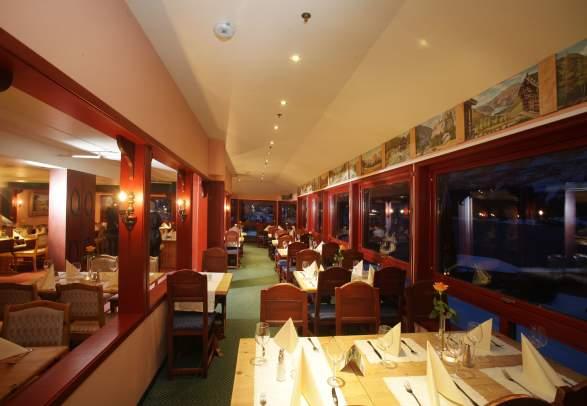 Revsnes hotell, Restaurant