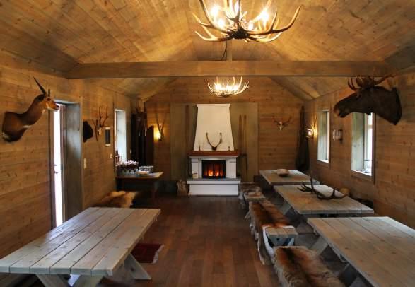 Solli Jaktgaard Hunting Farm and accommodation